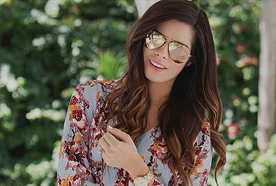 Tiffany Jais of Flauntandcenter.com