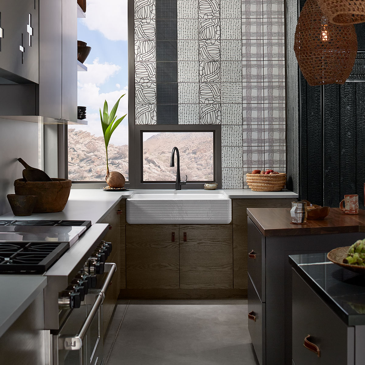 True Food Kitchen Design: HUMANature